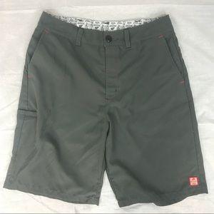 Vans Red Kap Shorts Gray W30